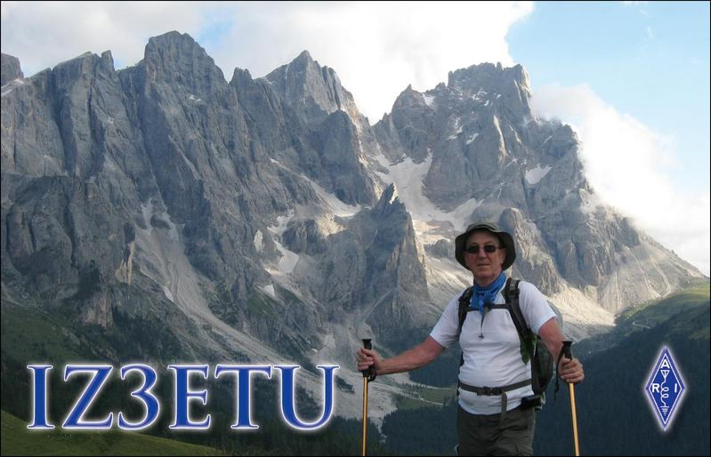 QSL image for IZ3ETU