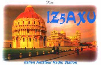 QSL image for IZ5AXU