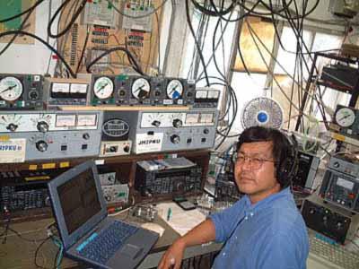 QSL image for JH7PKU
