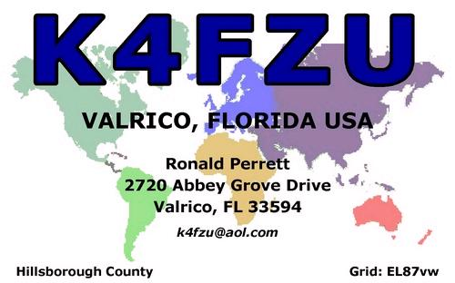 QSL image for K4FZU