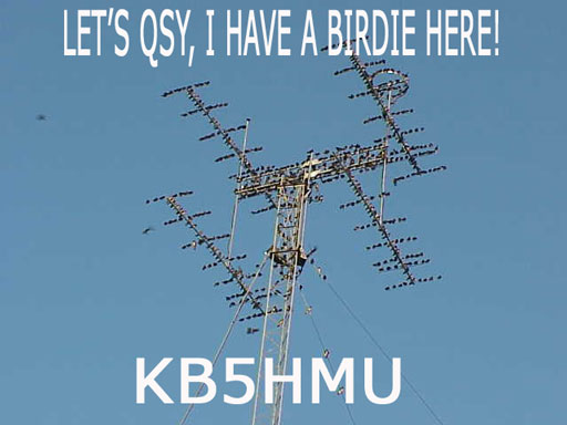 QSL image for KB5HMU
