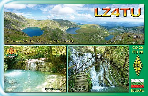 QSL image for LZ4TU