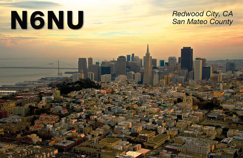 QSL image for N6NU