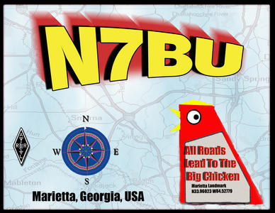 QSL image for N7BU