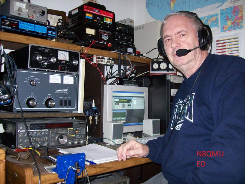 QSL image for N8QMU