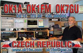 QSL image for OK7GU