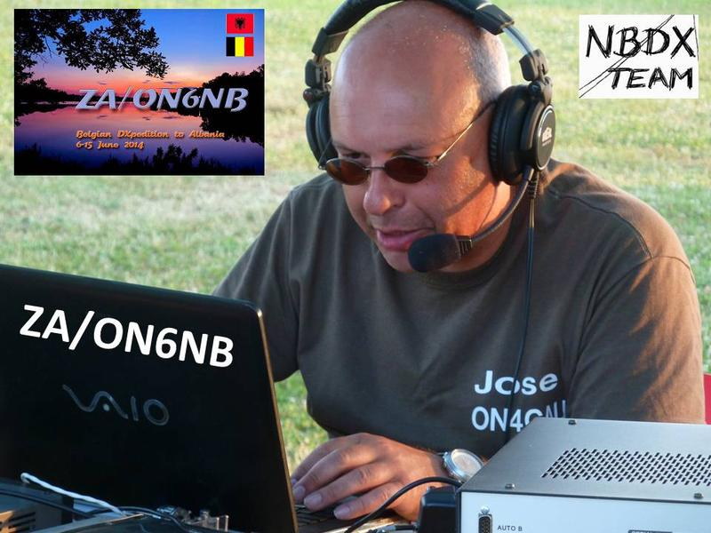 QSL image for ON4CAU