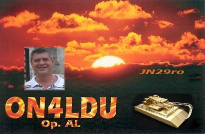 QSL image for ON4LDU
