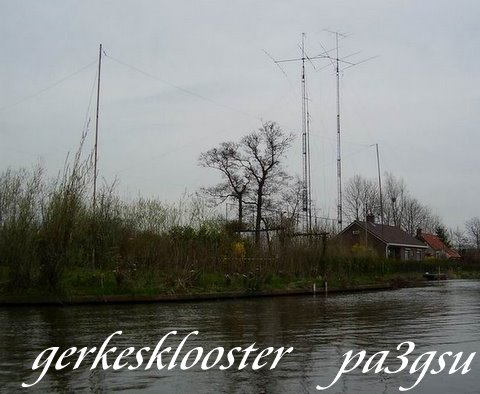 QSL image for PA3GSU