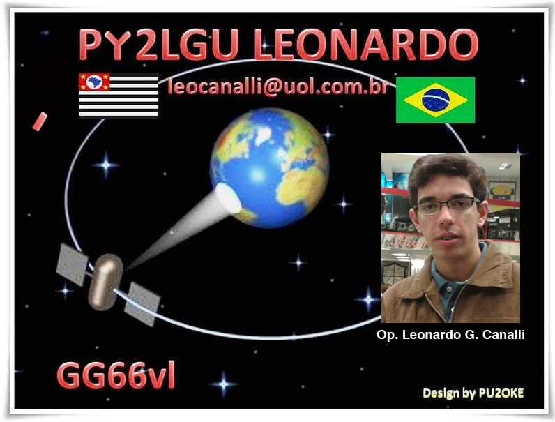 QSL image for PY2LGU