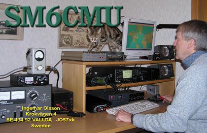 QSL image for SM6CMU