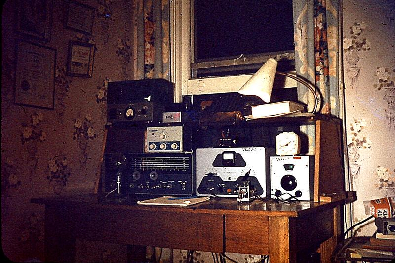 My Station in 1965
