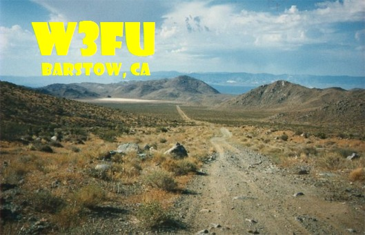 QSL image for W3FU