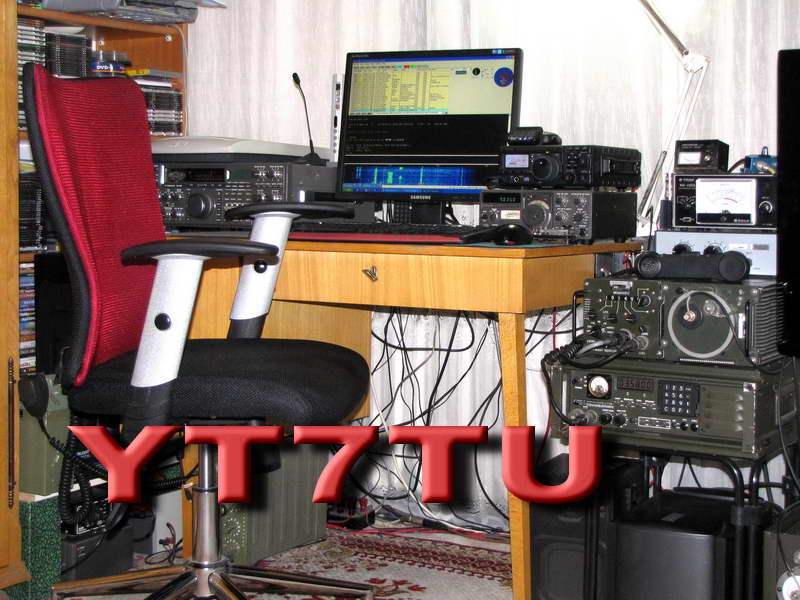 QSL image for YT7TU
