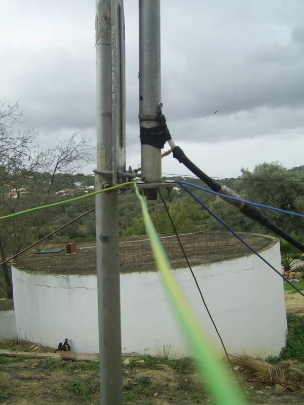 Antena Vertical