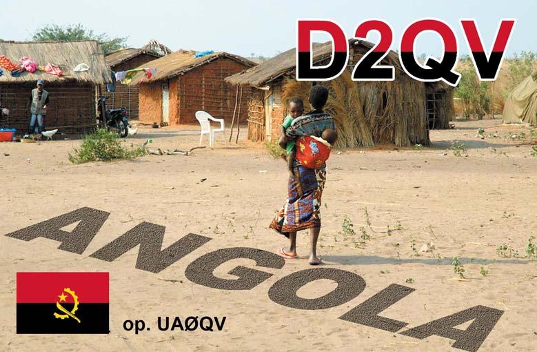 QSL image for D2QV