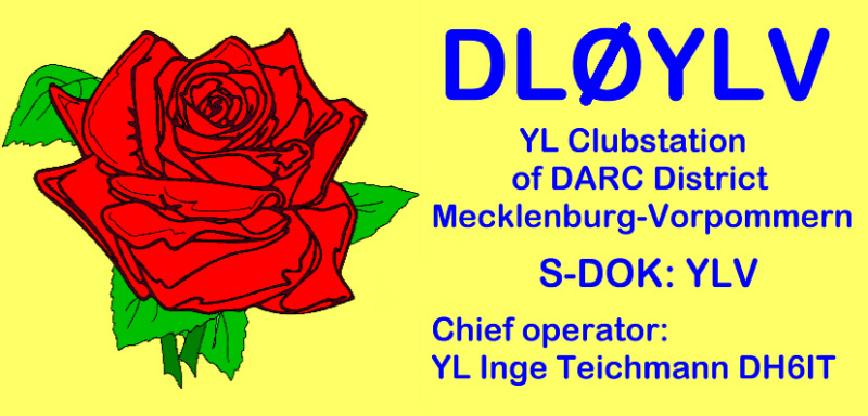 QSL image for DL0YLV