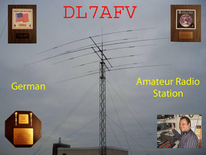 QSL image for DL7AFV