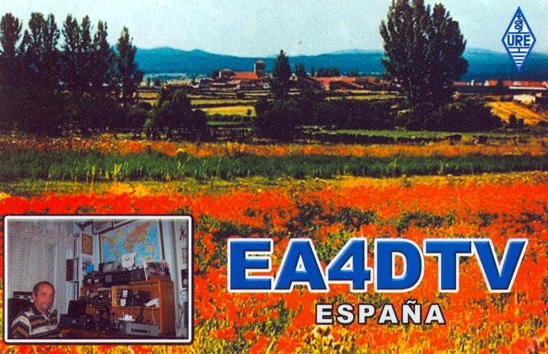 QSL image for EA4DTV