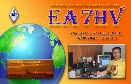 QSL image for EA7HV