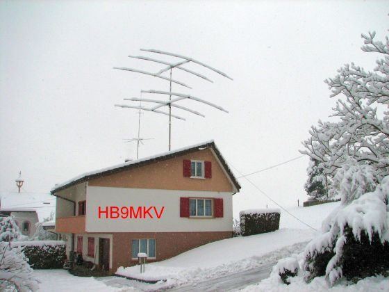 QSL image for HB9MKV