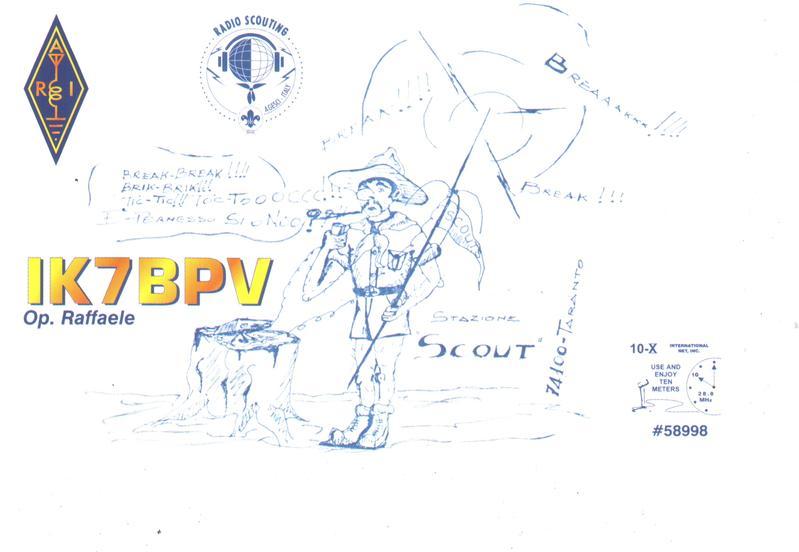 QSL image for IK7BPV