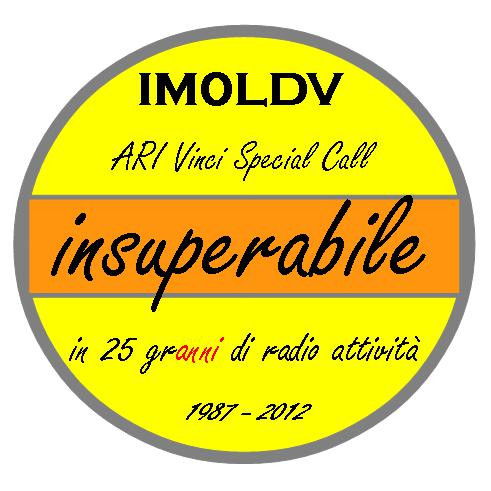 QSL image for IM0LDV