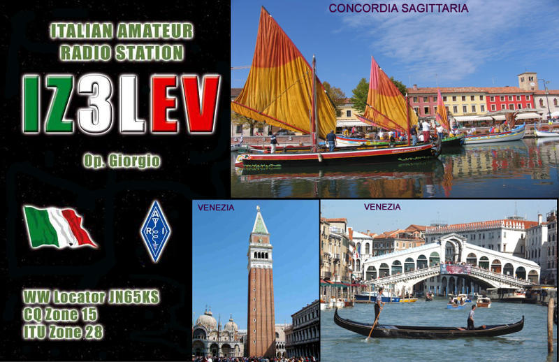 QSL image for IZ3LEV