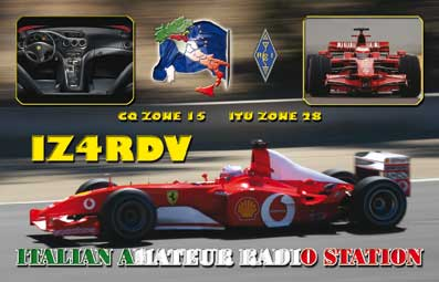 QSL image for IZ4RDV