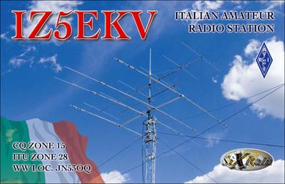 QSL image for IZ5EKV
