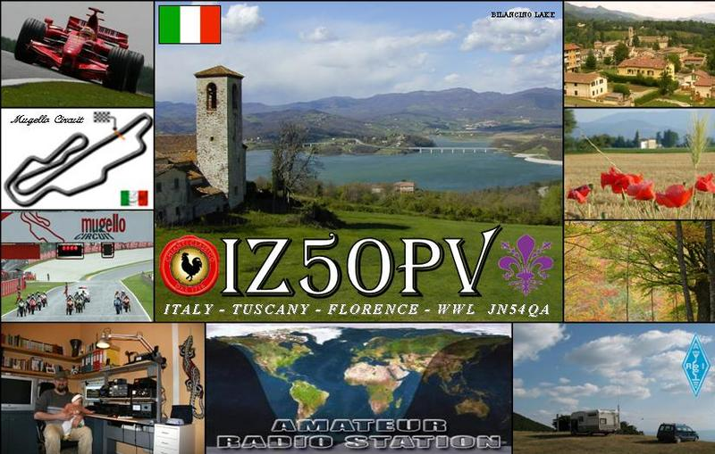 QSL image for IZ5OPV