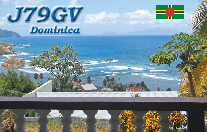 QSL image for J79GV