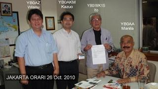 YB ORARI Office
