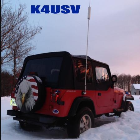 QSL image for K4USV