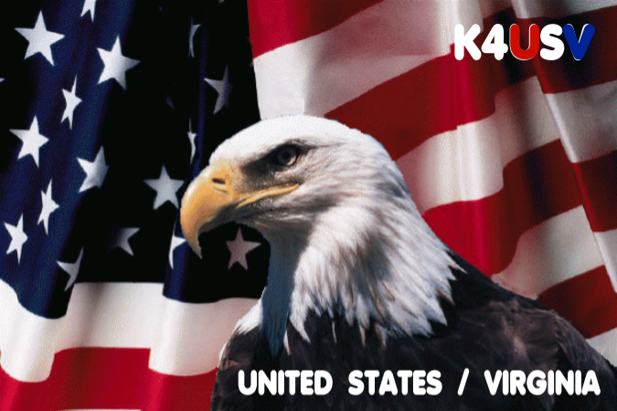 QSL image for K4USV