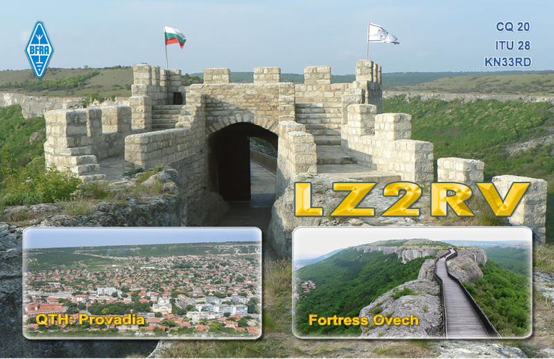 QSL image for LZ2RV