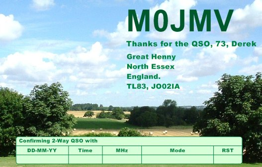 QSL image for M0JMV