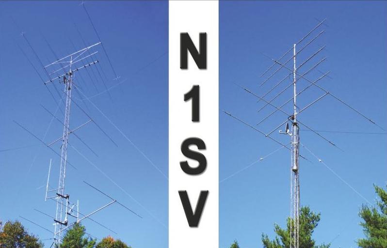 QSL image for N1SV