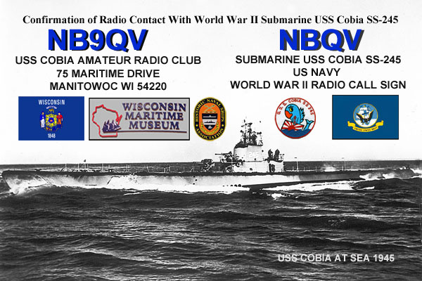 QSL image for NB9QV