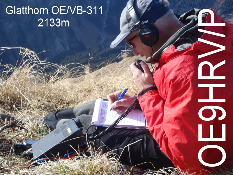 QSL image for OE9HRV