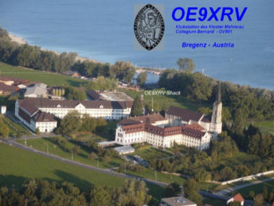 QSL image for OE9XRV