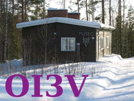 QSL image for OI3V