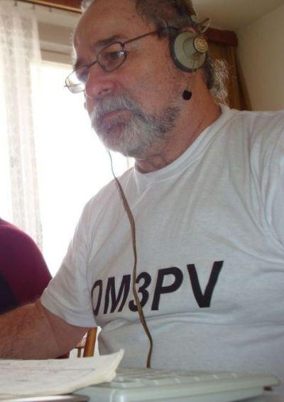 QSL image for OM3PV