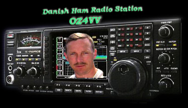 QSL image for OZ4VV