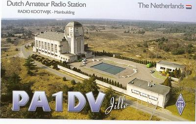 QSL image for PA1DV