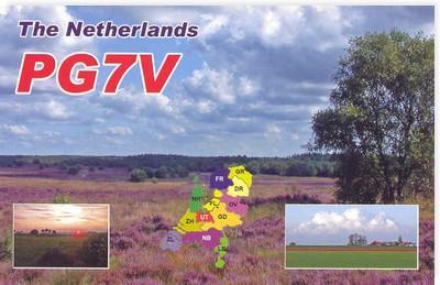 QSL image for PG7V