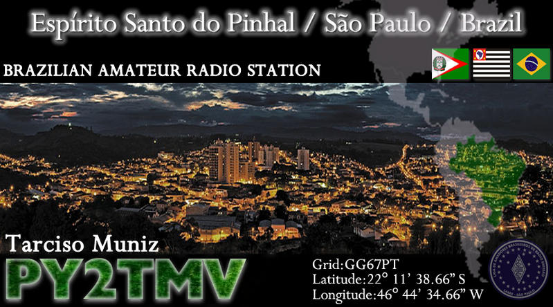 QSL image for PY2TMV
