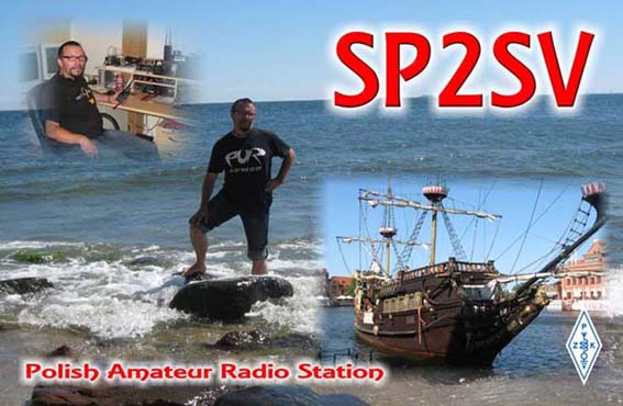 QSL image for SP2SV