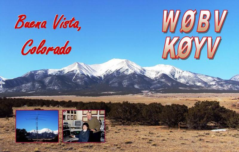 QSL image for W0BV