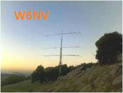 QSL image for W6NV